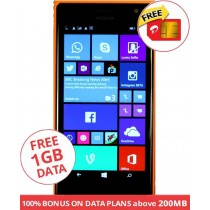 NOKIA LUMIA 730 DS BLACK