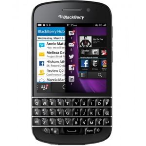 BLACKBERRY Q10 PHONE BLACK