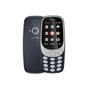 Nokia Phones Nokia 3310 Dual SIM Flash LED 2MP 2.4""