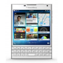 BLACKBERRY PASSPORT PHONES WHITE