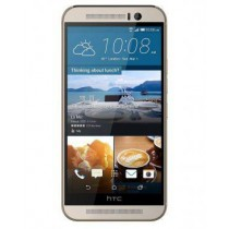 HTC One M9 - Silver/Rose Gold