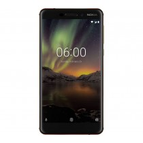 Nokia 6 5.5-Inch IPS (3GB, 32GB ROM) Android 7.1 Nougat, 16MP + 8MP Hybrid Dual SIM LTE Smartphone